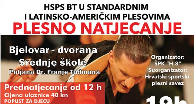 Trofej grada Bjelovara – najveće plesno natjecanje dosad