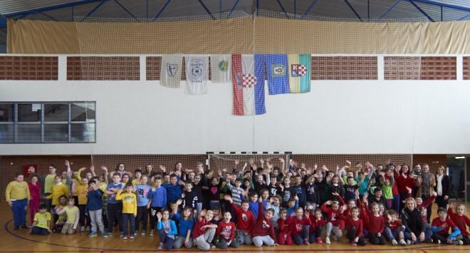 I Ivanska ima svoje ZOI za učenike, u kojima je bitno i učestvovati i zabaviti se