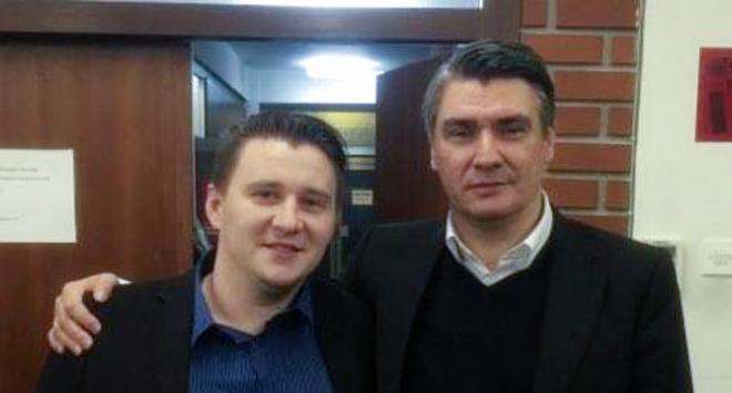 Vedran Smešnjak novi predsjednik SDP-a Bjelovar