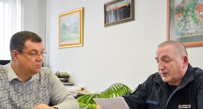 Damir Bajs o stanju u Županiji i uvjetima vremenske nepogode