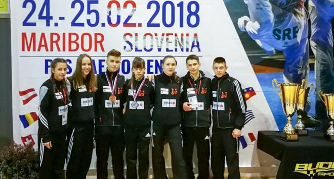 Foksići na G1 u Mariboru