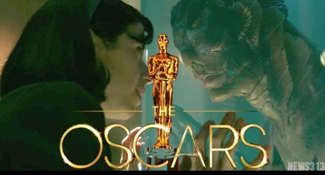 Najbolji film je »Oblik vode«