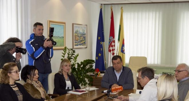 Župan Damir Bajs primio organizatore Tjedna oftalmologije