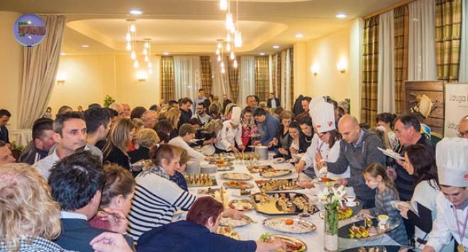 Najveće natjecanje hrvatskih kuhara dolazi u Trojstveni Markovac, u »Šljukin Gon«