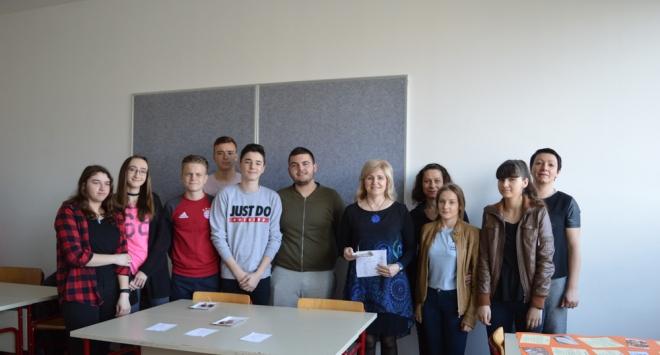 Komercijalna i trgovačka škola Bjelovar obilježila svoj dan