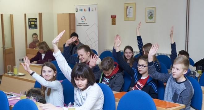 U velikoj vijećnici zasjedalo Dječje gradsko vijeće Grada Bjelovara