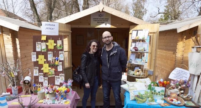 Šarenilo Uskrsa u Bjelovaru