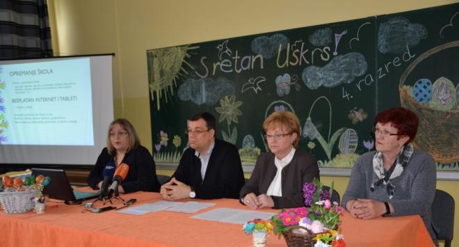Uz Bajsovu podršku tri škole kreću u novi sustav obrazovanja