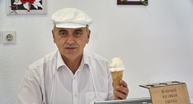 Najbolji sladoled je u Ivanskoj