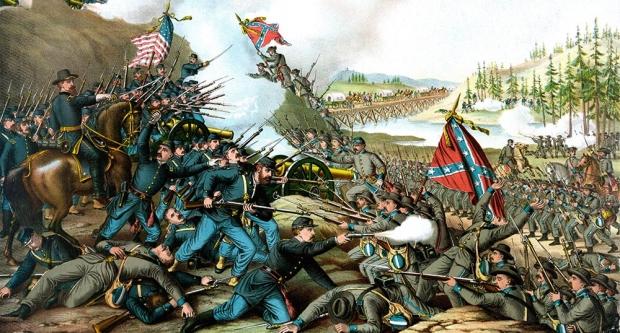 Na današnji dan 1861. službeno je počeo Američki građanski rat