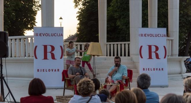 Ispred novouređenog paviljona predstavljen najbolji hrvatski kriminalistički roman