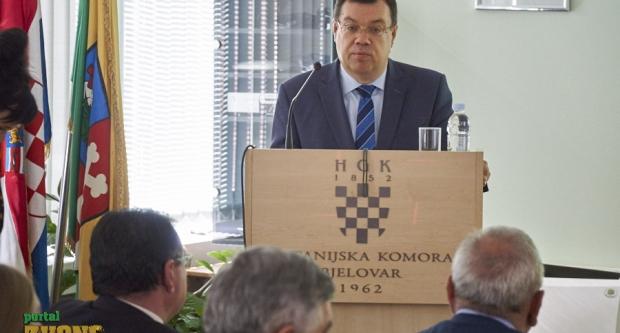Bajs predstavio nove mjere za poticanje gospodarstva u 2018.