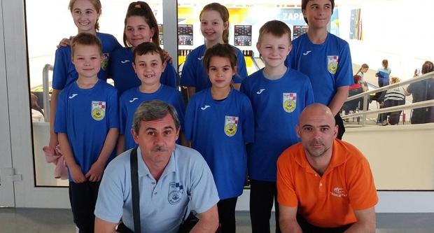 Bjelovarski mališani započeli kuglaška natjecanja