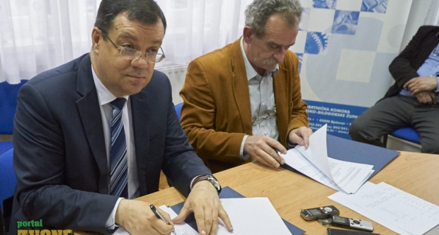 Bajs potpisao sporazum o sufinanciranju Obrtničke komore