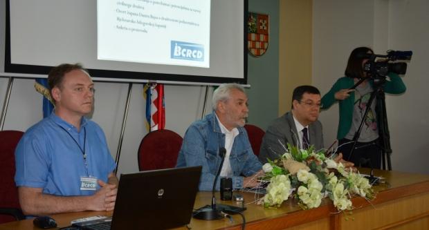 Župan Bajs na konferenciji o projektu »Postani društveni poduzetnik«