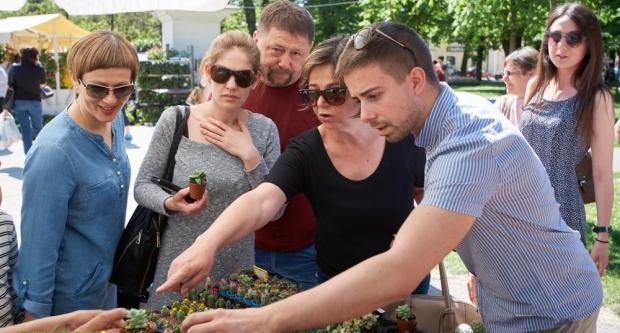 Subotnja šetnja bjelovarskim sajmom cvijeća