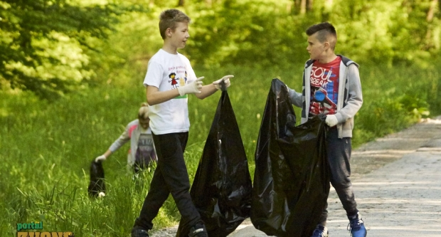 Smeće organizirano čišćeno na više lokacija u Bjelovaru