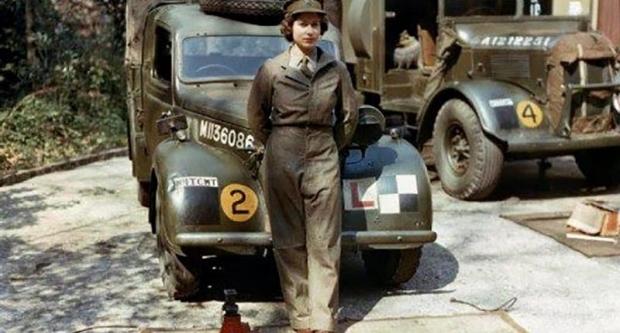 Uz 92. rođendan Njezinog Veličanstva