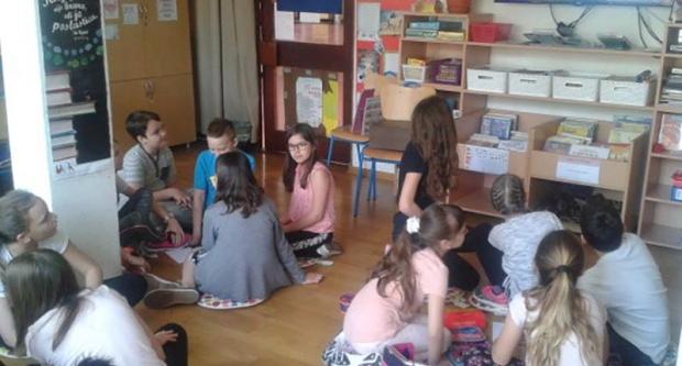 Učenici Četvrte osnovne škole pokazali zavidno poznavanje medija