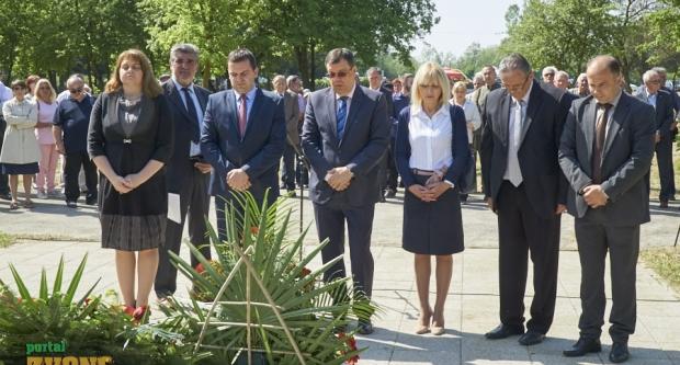 Župan Bajs na komemoraciji žrtvama ustaškog pokolja u Gudovcu