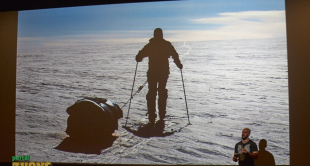 Davor Rostuhar pričao o svojem odlasku na Južni pol