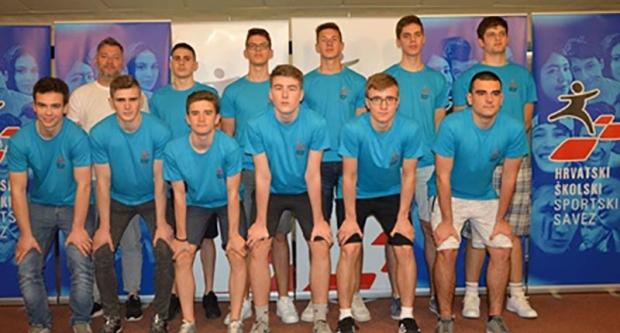 Bjelovarski gimnazijalci peti na državnom natjecanju u košarci