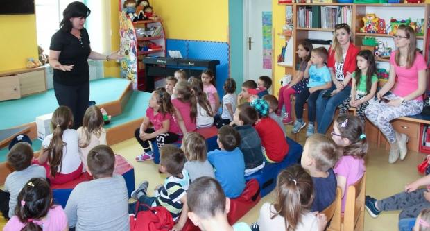 Vrtićka djeca virtualno proputovala devet zemalja