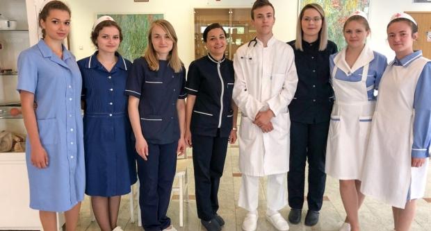 Rođendan Florence Nightingale obilježen u Medicinskoj školi
