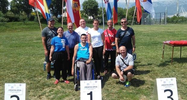 Sjajni rezultati bjelovarskih sportaša s invaliditetom u Splitu