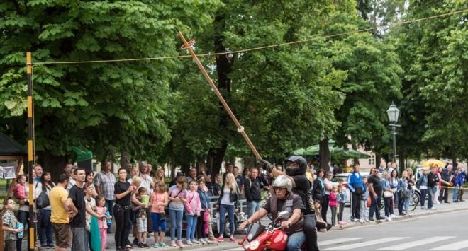 Motoristi ciljali i pogađali za Bjelovarske leptiriće