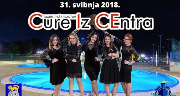 Cure Iz CEntra otvaraju novu sezonu kupanja u Velikom Grđevcu
