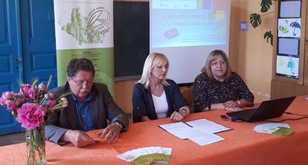 Milijun kuna za obnovu škole u Pavlovcu