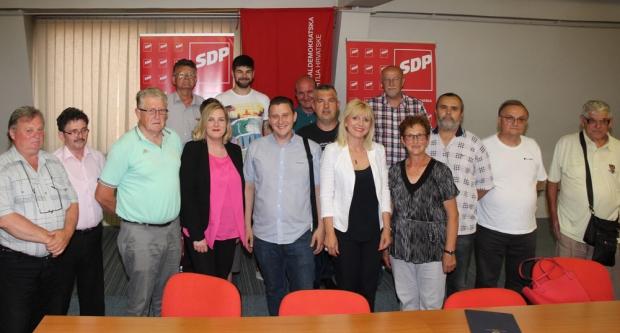 Zamjenica župana najizglednija kandidatkinja za čelo županijskog SDP-a