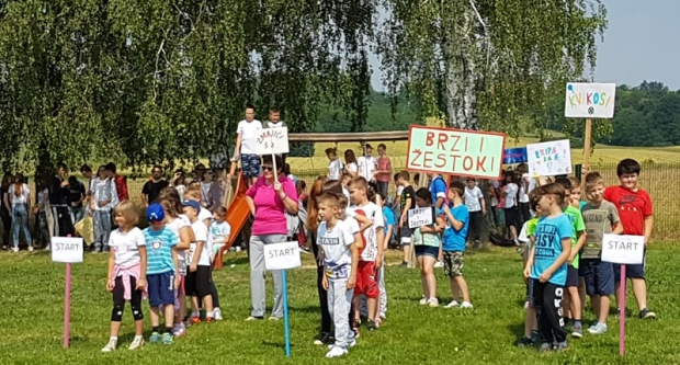 Vladine sportske igre u Osnovnoj školi Veliko Trojstvo