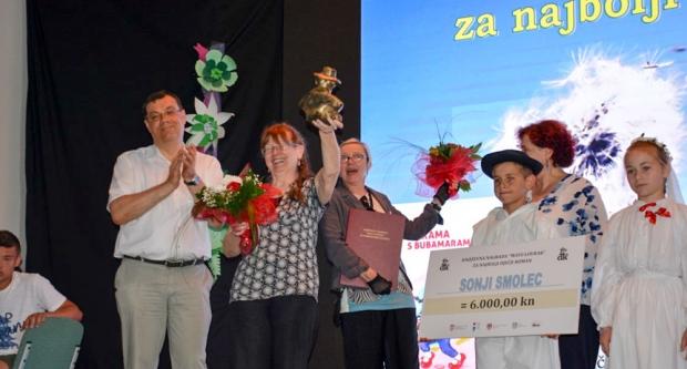 Bajs na dodjeli nagrade na Lovrakovim danima kulture