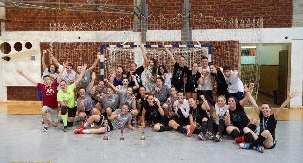 I Slovenke zaigrale nogomet na bjelovarskom turniru