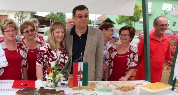 Bajs na Smotri manjinskog stvaralaštva Bjelovarsko-bilogorske županije