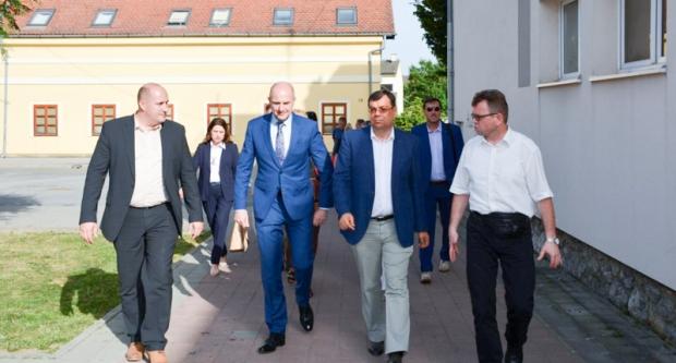 Župan ugostio kolegu iz češkog Plzena u uzvratnom posjetu