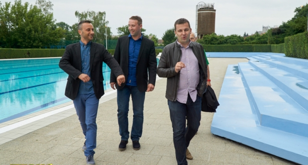 RADOVI ZAVRŠENI U ROKU: Otvorena nova kupališna sezona na novoobnovljenim bjelovarskim bazenima