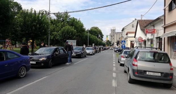 I u Bjelovaru stao promet