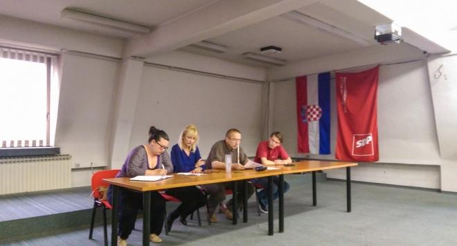SDP Bjelovar izabrao novo vodstvo