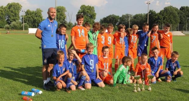 Dva finala za dječake NK Bjelovara na 16. memorijalnom turniru Dr. Anđelko Višić