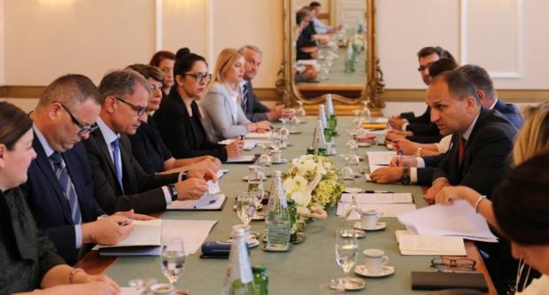 Potpisan Sporazum o suradnji na kreiranju i promociji turističkog brenda Slavonija