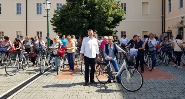 Bicikli za novozaposlene žene