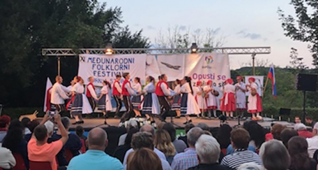 Češka obec na festivalu u Gornjoj Stubici