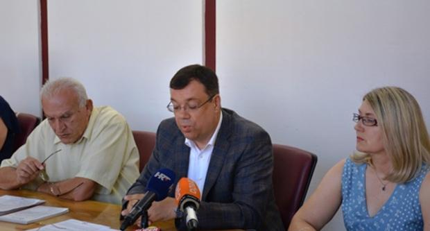 Župan Bajs o mjerama za subvencioniranje zapošljavanja zdravstvenog osoblja