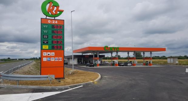 Nove benzinske postaje između Križevaca i Vrbovca
