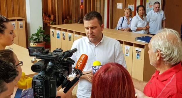 Hrebak najavio i obnovu matične zgrade Dječjeg vrtića Bjelovar